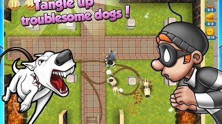 Robbery Bob 2:Double Trouble - Gameplay IOS Video HQ