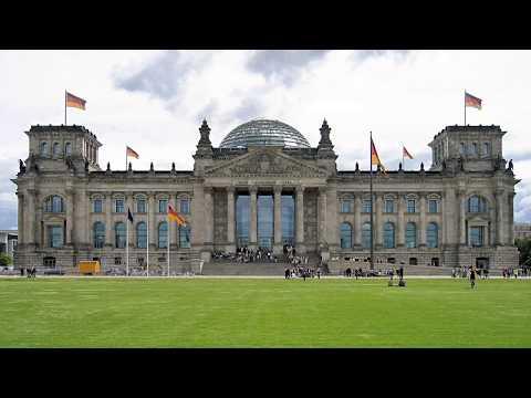 Reichstag Building (Bundestag) - Berlin (Germany)