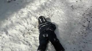 Jake In Snow Thumbnail