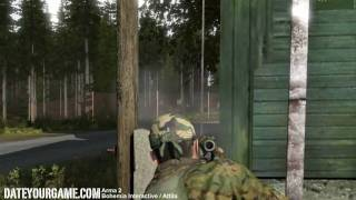 Arma 2 Gameplay Custom Mission