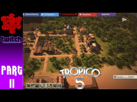 Tropico 5 Part 2 Trade Routes Youtube