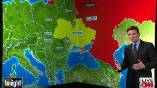 Ukraine at center of a tug-of-war between Europe, Russia