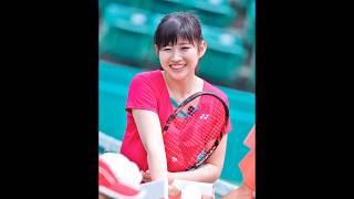 AKB48グループで「テニス少女」といえば Team8の佐藤朱ちゃん(宮城県代...