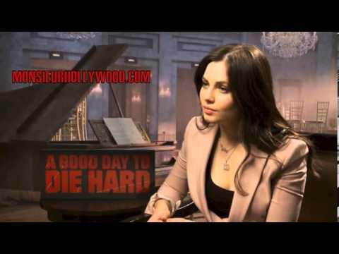 Yuliya Snigir Exclusive Interview by Monsieur Hollywood