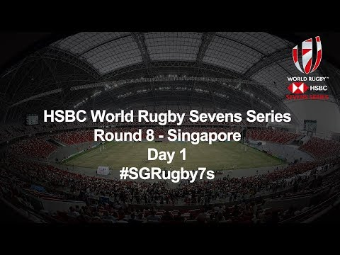 HSBC World Rugby Sevens Series 2019 - Singapore Day 1