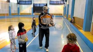 Теннис Абакан дети