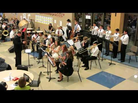 Aberdeen High School Jazz Band 2013: