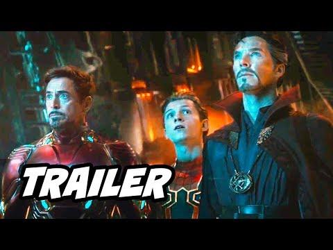 Avengers Infinity War Superbowl Trailer Breakdown
