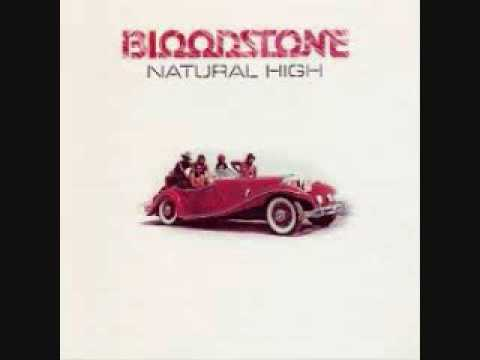 Bloodstone - Natural High LP 1972