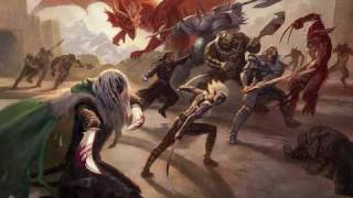 Forgotten Realms Demon Stone Soundtrack: Stand at Mithril Hall