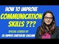 CA Students | How To Improve Your Communication Skills | CA Supriti