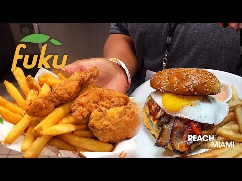 David Chang's Fuku at Hard Rock Stadium Is Amping-Up Their Food Game