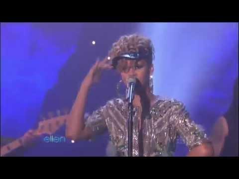 HD - Rihanna - Rude Boy Live at Ellen DeGeneres 2010.mp4