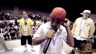 FlipTop - Zaito vs Sayadd @ Ilocos Norte