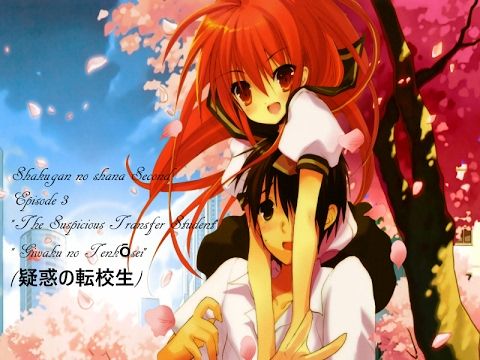 shakugan no shana Second Episode 3 english subs