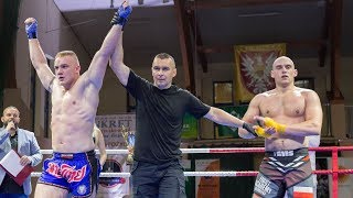 Łukasz Bartnik (Fight Gym Lublin) o walce z Karolem Łasiewickim (Fight Academy Ostrołęka)