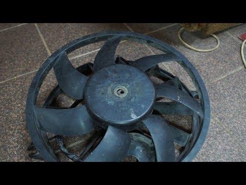 Разбираем вентилятор охлаждения двигателя Обзор конструкции