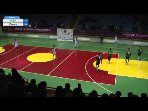 Futsal Business League/ACBA VS Parma/VEGA VS Ariston
