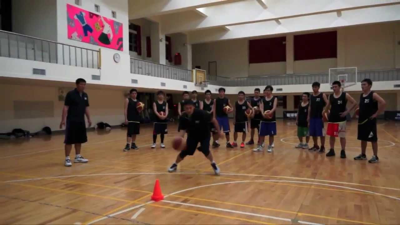 [DV大專籃球學院] 基礎中的基礎,顏行書CAMP訓練營 - YouTube