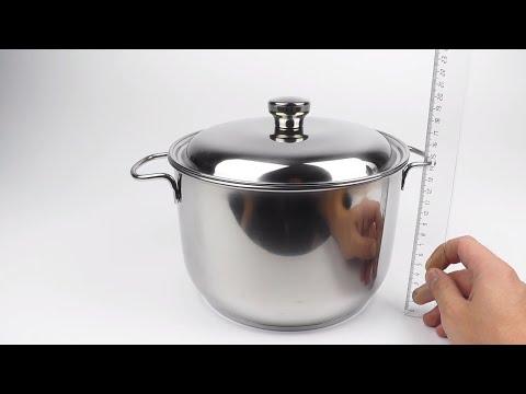 Обзор кастрюли Амет 5 литров Классика Прима 1с741