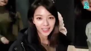 TWICE Jeongyeon Vlive 170118