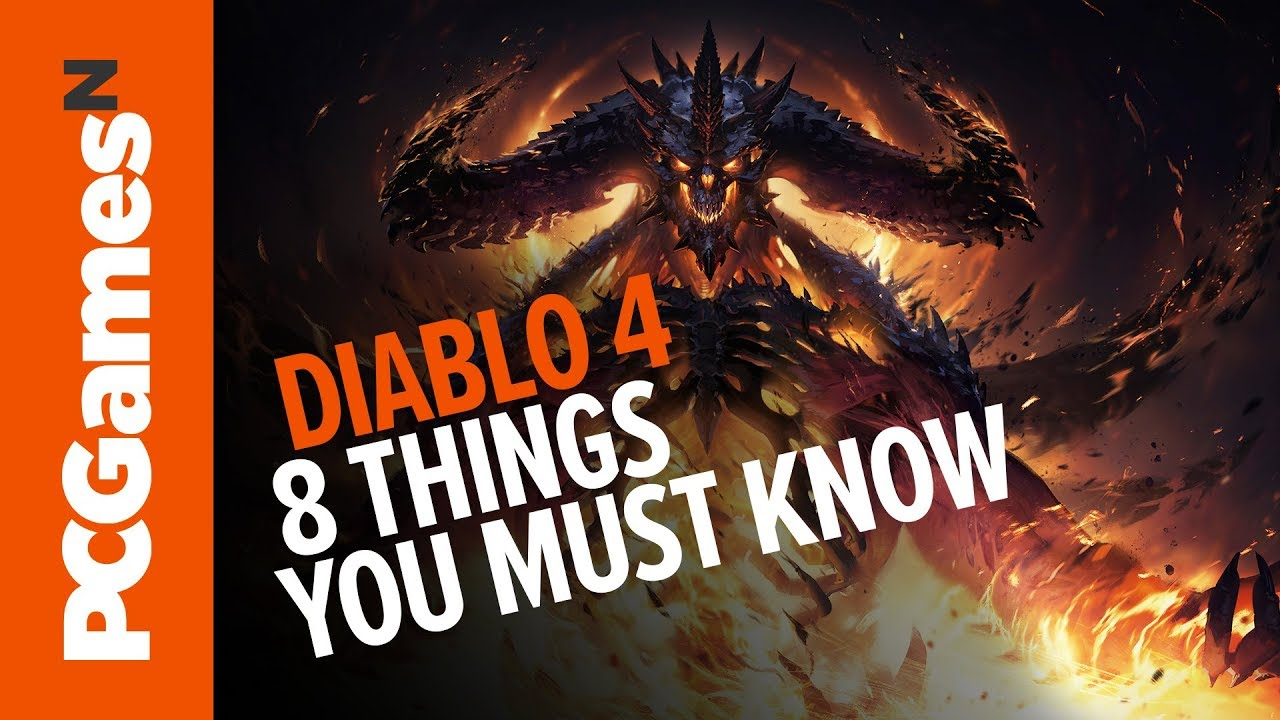 Where's Diablo 4? 8 things you must know