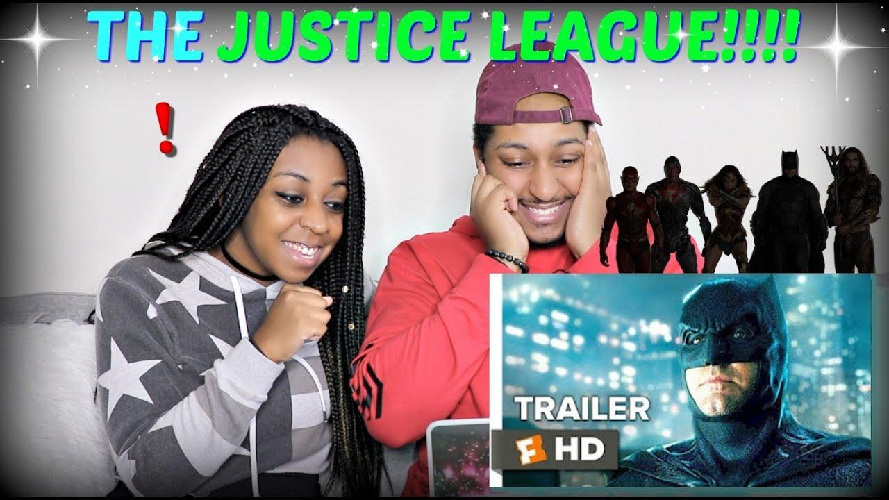 Download Justice League Comic-Con Trailer (2017) REACTION!!!!