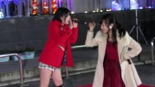 2016年12月3日(土)18:30~ 新倉敷駅前イルミネーション点灯式.