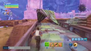 Basic construction in Morne-la-valley Fortnite Save the world