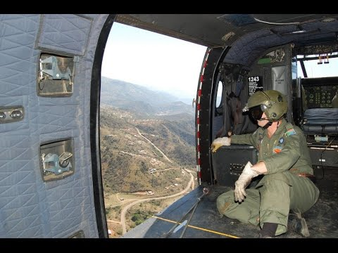 SAAF Oryx Training Flight - Part 2/3