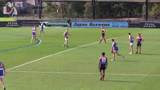 Round 18 Development Highlights vs Casey