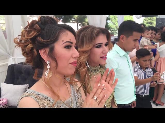 Самаркандская свадьба 2016
