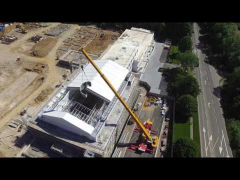 Milbank Concrete Products - The Denham Film Studios - Kallisto Stairs - Cadman Cranes - Weston Homes