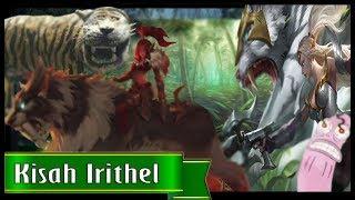 kisah nyata hero irithel sang elf penunggang macan yang berteman dengan nana give away 100k subs