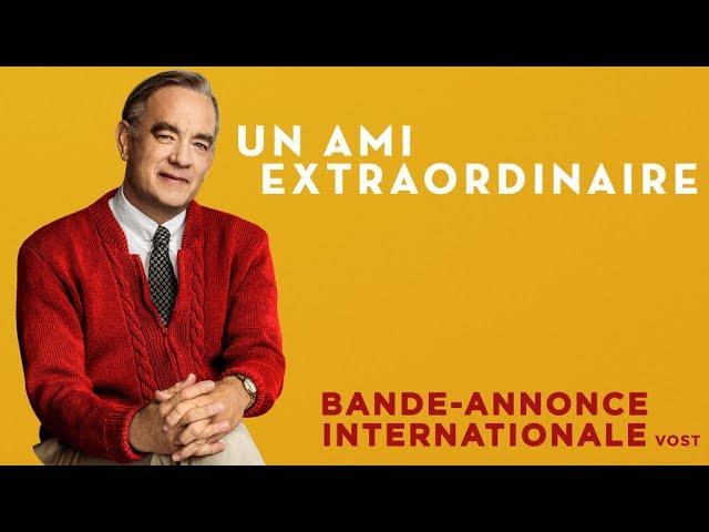 Un Ami Extraordinaire - Bande-Annonce Internationale - VOST