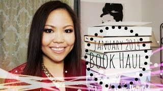 January 2014 Book Haul