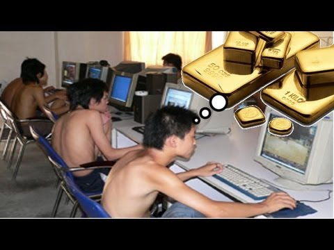Gold farming: Chinese convicts forced to play World of Warcraft