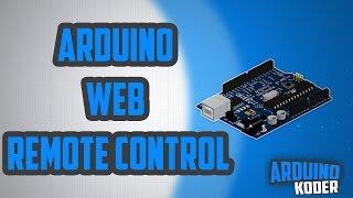 Удаленное управление Arduino без модулей