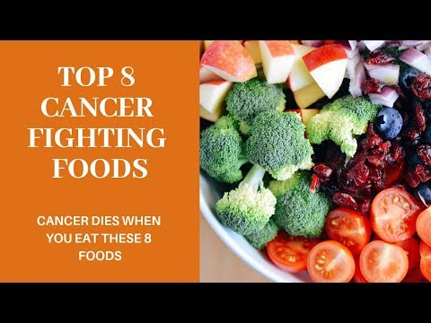 Diet Plan For Cancer Patient | Cancer Fighting Foods | What Should Cancer Patients Eat ?