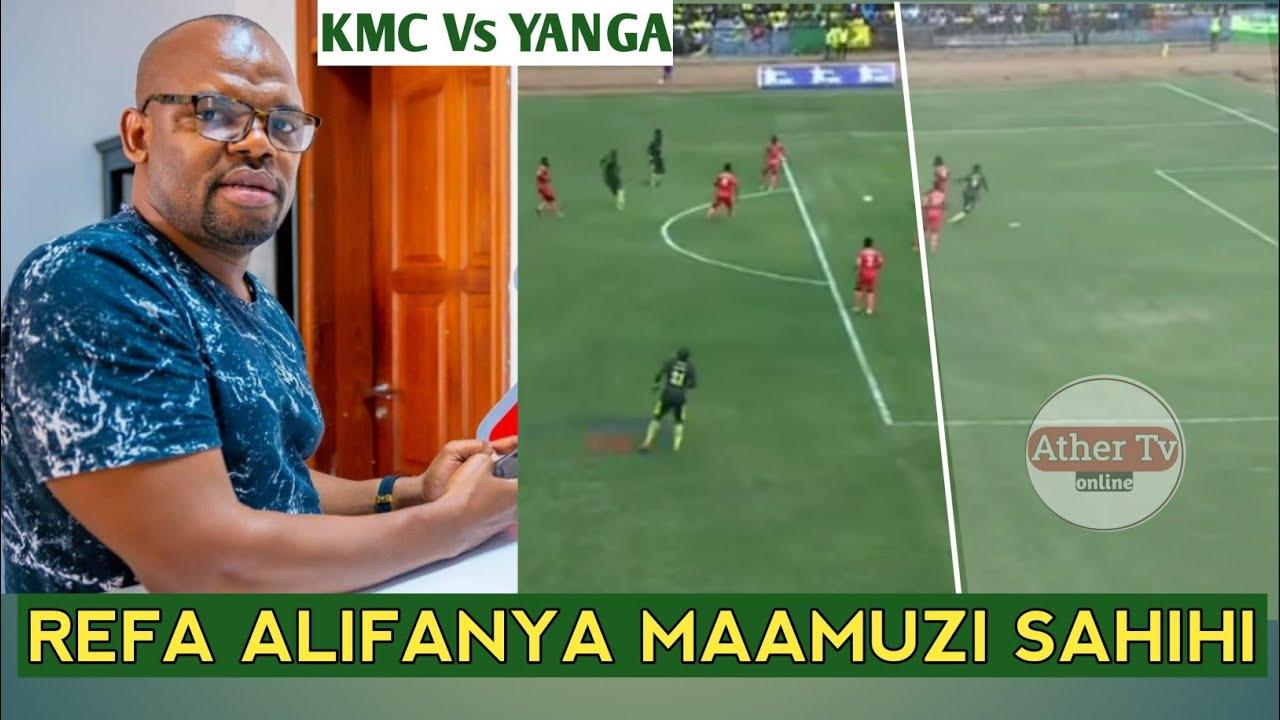 """Download Edo kumwembe """"Goli la Mayele Lilikua na Utata,Refa Alifanya maamuzi Sahihi,Sio offside"""