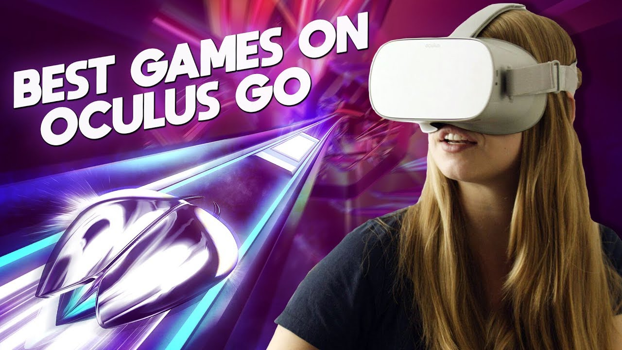 Top 20 Oculus Go Games - The Best Oculus Go Games You Can Buy