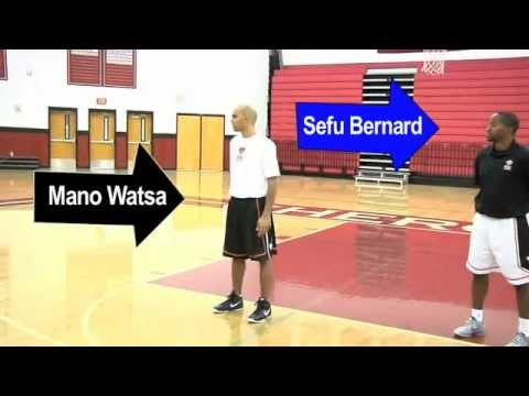 Dynamic Defense: How to Take a Charge in Basketball