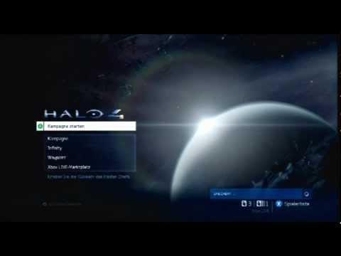 Let's Play eine Stunde mit HALO 4 Co-Op #001 [Schweizerdeutsch] [HD] - Requiem