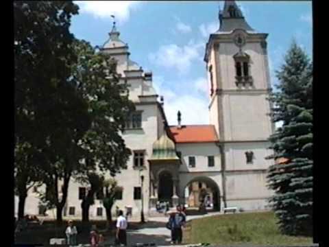 LEVOCA SLOVAKIA UNESCO WORLD HERITAGE SITE