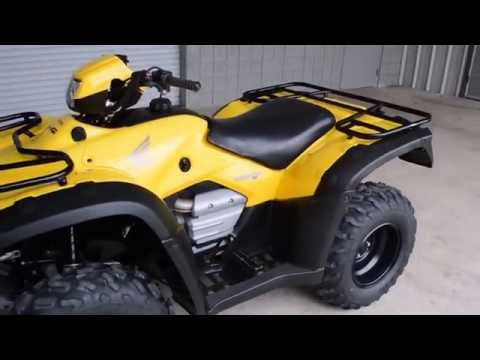 Used 2006 Honda Foreman 500 For Sale - Chattanooga TN GA AL / Used ATV Four Wheelers