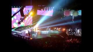 """Carrie Underwood: """"One Way Ticket"""" The Blown Away Tour @ Valley View Casino Center, October 20, 2012"""