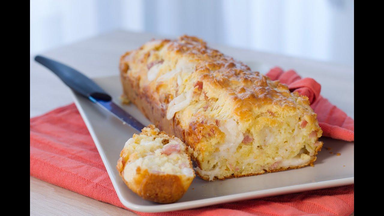 Cake Jambon Facile