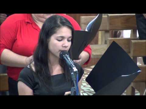 Igreja Apostolica   Coral Gama   GC 144 Data de Alegria