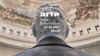 Visite De La Bourse De Commerce Par Arte