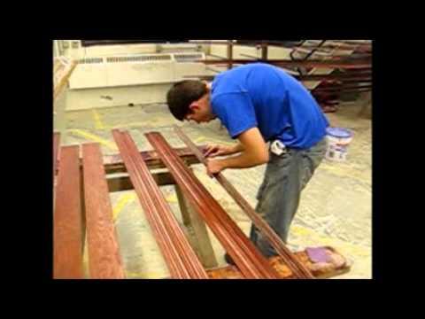 aasd/aha house build week 18 - Sanding Trim